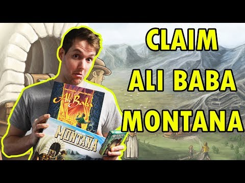 3 w 1: Claim, Ali Baba i Montana