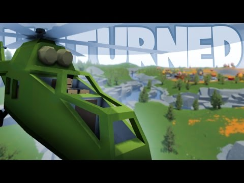 Unturned ALL The New Russian Vehicles! (New Helicopters, Cars, Plane, Boat)