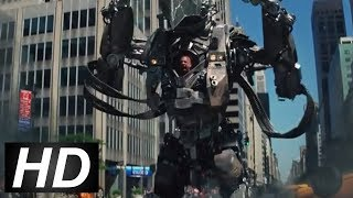 Spider Man vs  Rhino ''Ending''   The Amazing Spider Man 2 2014 Movie Clip Blu ray 4K