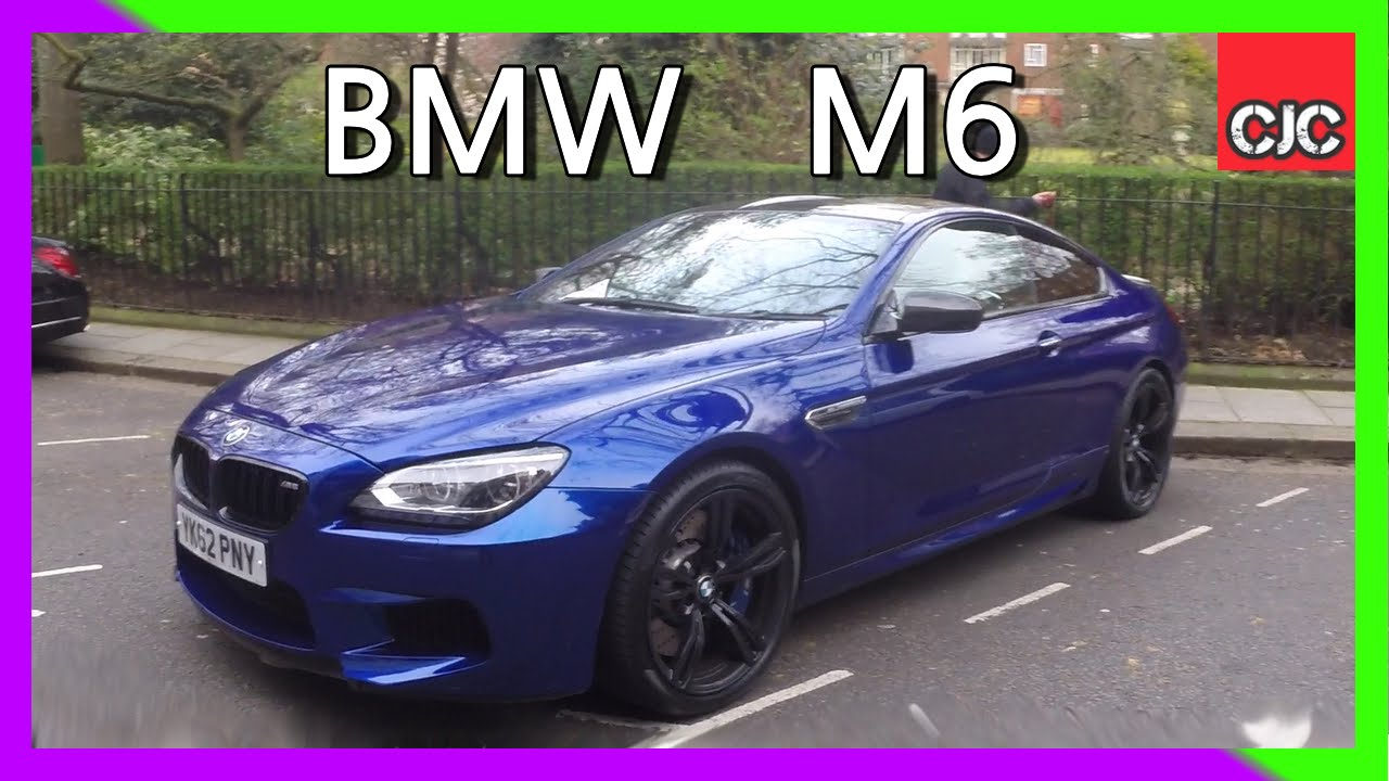 2015 bmw m6 coupe youtube. Black Bedroom Furniture Sets. Home Design Ideas