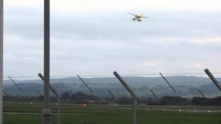 Loch Lomond Sea Plane Cutty Sark takeoff glasgow airport