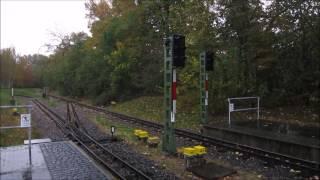 Дрезденская Парковая (Детская) Железная Дорога, Дрезден, Германия / The Park Railway Dresden(Дрезденская Парковая детская узкоколейная Железная Дорога, город Дрезден, Германия. К сожалению, работа..., 2016-12-12T04:16:05.000Z)