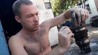 РЕМОНТ КОРОБКИ НЕ СНИМАЯ С АВТОМОБИЛЯ Opel,Lanos,Nubira...