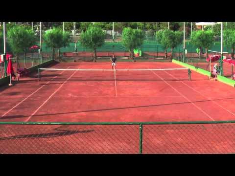 Hights lights 2on partit tennis Roig vs Marín 001