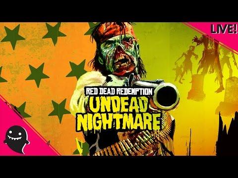 RED DEAD REDEMPTION UNDEAD NIGHTMARE | STORYLINE WALKTHROUGH | PART1  | LIVE | dibbs
