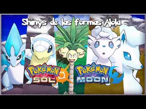 Los mejores pokemon shiny que se encuentran en alola [PUNIQRANDLINE-(au-dating-names.txt) 23
