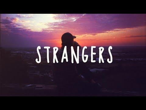 Tia Gostelow - Strangers (Lyrics) ft. LANKS