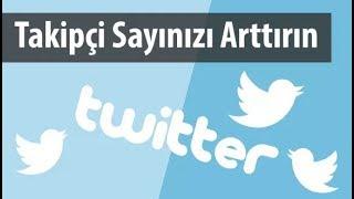 Twitter Takipçi Kasmak 2019