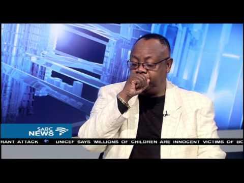 Saubrey Tshabalala on his latest book and debt counselling