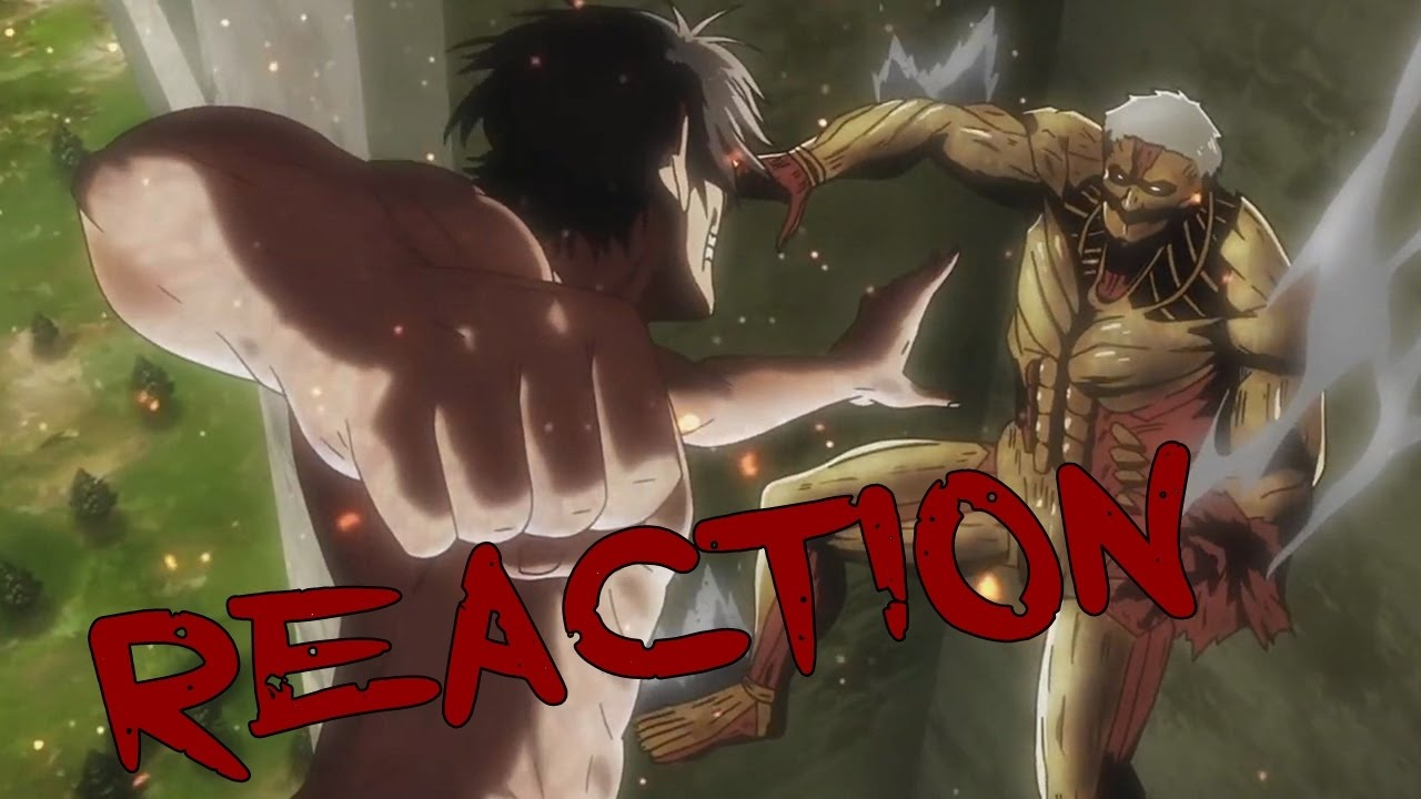 Attack On Titans Burning Series
