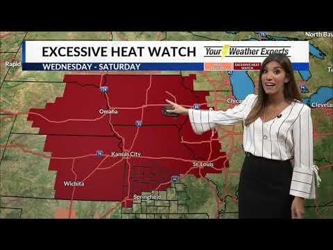 Elisa Raffa - KOLR10 Weather - Tuesday 5AM 7/16/19