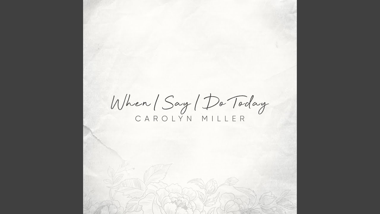 Download When I Say I Do Today