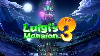 [FIRST LOOK] Luigi's Mansion 3 on the Nintendo Switch