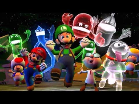 Luigi's Mansion Dark Moon (3DS) - All Boss Fights (No Damage + Final Boss) - 3 Star Ratings
