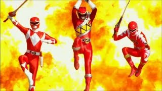 Power Rangers Dino Charge Opening in Hindi