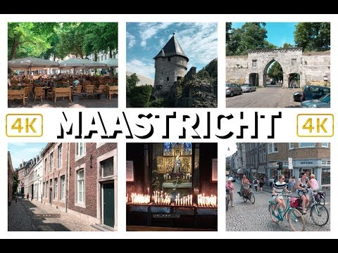 MAASTRICHT - NETHERLANDS - 4K 2017 - TRAVEL GUIDE