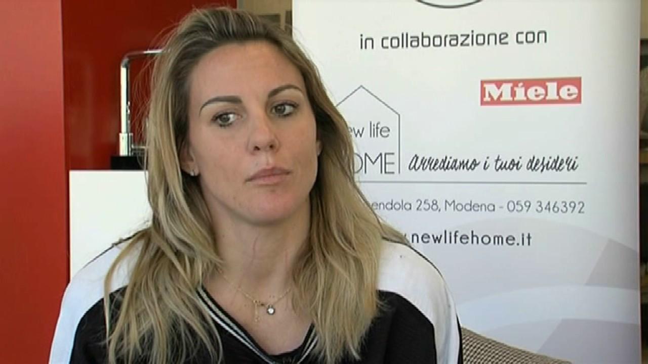 Nublado entusiasta Reafirmar  11° puntata Salotto Liu Jo Nordmeccanica Modena - Francesca Marcon ...