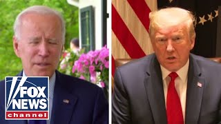 'The Five' doubts Biden's 'lack' of economic record could rival Trump