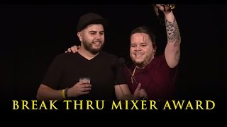 Break Thru Mixer Award - Pensado Awards 2015