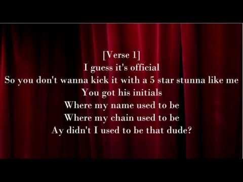 MINDLESS BEHAVIORUSED TO BE lyrics