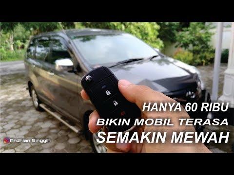 Flip Key Grand New Avanza Toyota Yaris Trd Body Kit Flipkey 2011 2015 Upgrade Kuci Lipat Di All G 2012 Carvlog