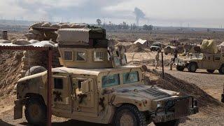 وزير الدفاع العراقي يعلن بدء المرحلة الثانية من عمليات استعادة الموصل