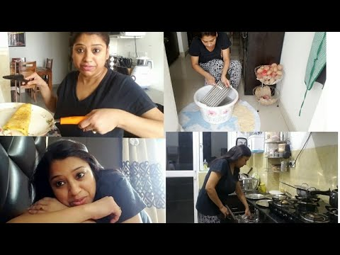 Vlog : Indian Mom/ Housewife Daily Routine || Indian Mom Studio