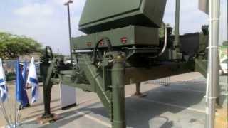 Close look at a new Elta ELM2084 Multi-Missions Radar- Israel BMD Missile Defense Conference 2012