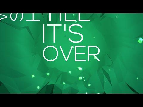 Tristam - Till It's Over [Kinetic Lyrics]