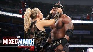 See how Bobby Lashley looks in cat ears on WWE MMC