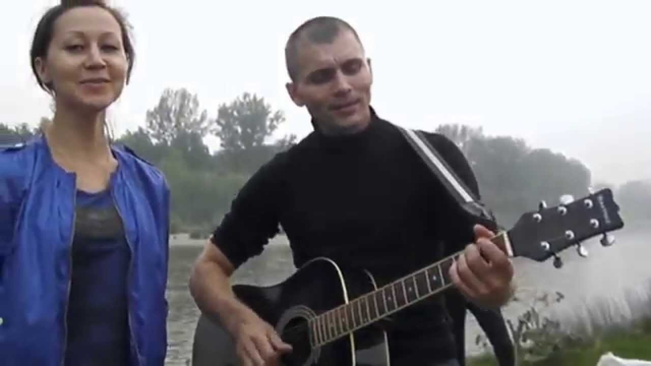 песенка друзей.под гитару.(Ефимов Анатолий)
