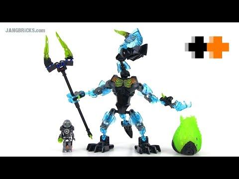 BUILD: Hero Factory Crystal Beast vs Bulk - set 44026
