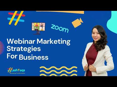 The Hash Series | Episode 2 | Webinar Marketing Strategies For Business