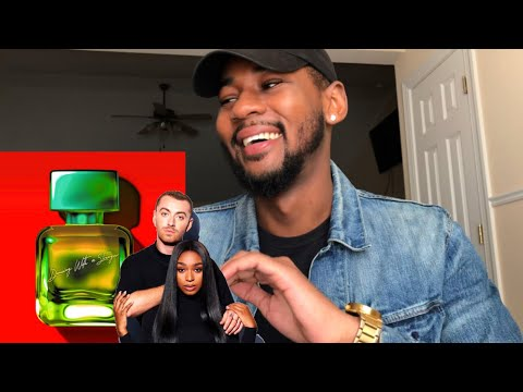 Sam Smith Normani - Dancing With A Stranger   🔥 REACTION