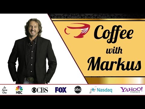 Coffee with Markus – Watch Markus Trade His Account LIVE – First Coffee with Markus!