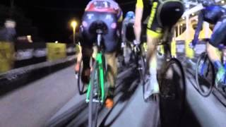 Red Hook Criterium Barcelona 2015 Final Lap - on board with Tim Ceresa / 8bar team