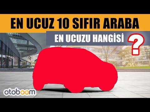 2020 Model En Ucuz 10 Araba Otoboom Com Youtube