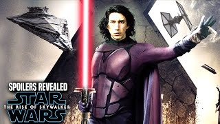 The Rise Of Skywalker Spoilers & Leaks WARNING (Star Wars Episode 9)