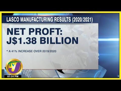 Jamaica Financial Week | TVJ Business Day - August 6 2021