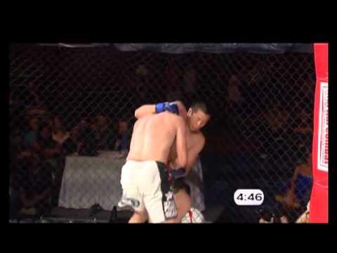 Martial Combat 6 Fight 1 Ross Dallow Vs Dong Ho Han
