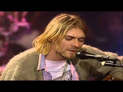 Nirvana - Jesus Doesn't Want Me For A Sunbeam [New York Unplugged 1993]