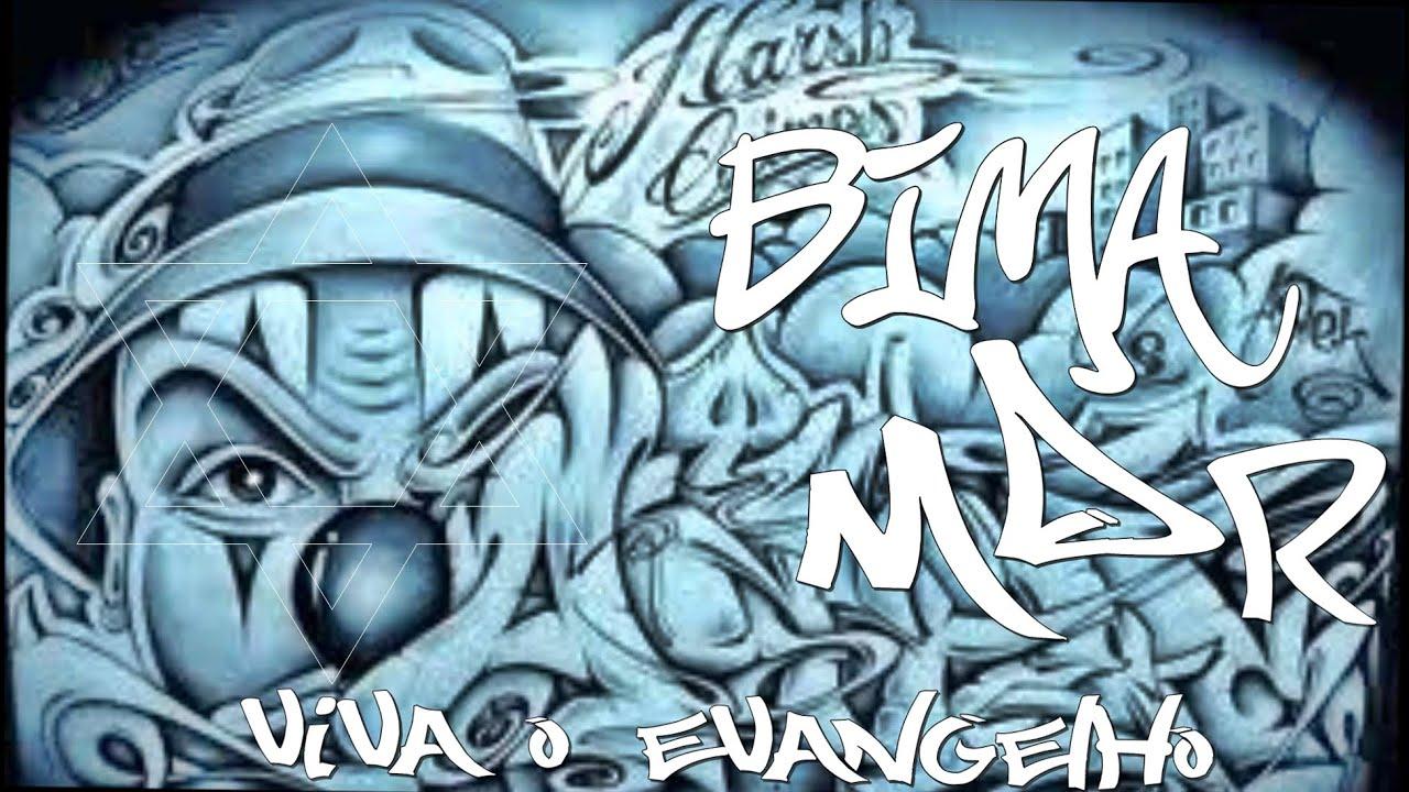 Bima MDR ( Basta Tentar ) Feat - Felipe Leandro Rap Evangelico
