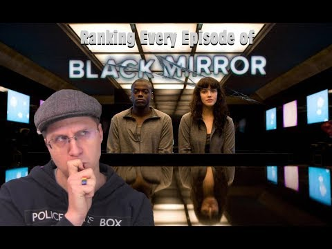 Download Every Black Mirror Episode Ranked (from Worst to Best)