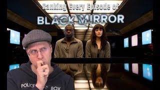 Every Black Mirror Episode Ranked (from Worst to Best)