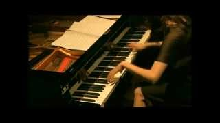 Yoshiko Kishino played solo piano at JZ Brat in Tokyo on June 20, 2...