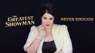 Never enough-The Greatest showman/Amanda Flores (Cover)