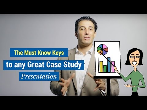 The Must Know Keys To Any Great Case Study Presentation