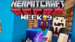 Hermitcraft Recap Season 7 - week #9