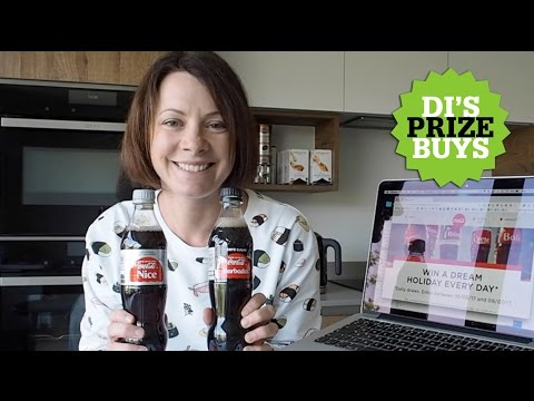Win a holiday EVERY DAY when you buy Coke!