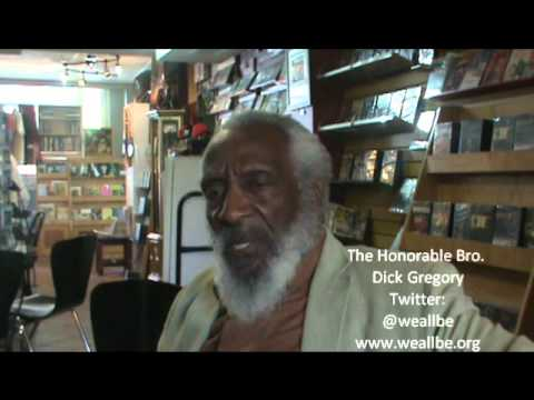 """Bro. Dick Gregory Unchained: On Jesus, King James, Homosexuality, Pediaphilia & Christianity"""